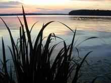 Duck Lake in Interlochen, Photo by wahoowins