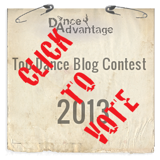 Time To Vote! Top Dance Blogs 2013