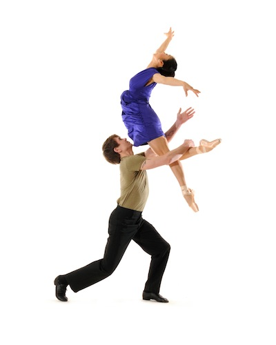 Diablo Ballet -  Robert Dekker and Hiromi Yamazaki