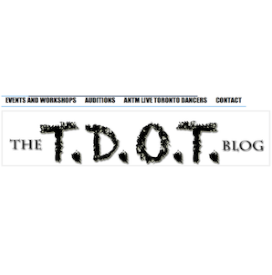 The T.D.O.T. Blog