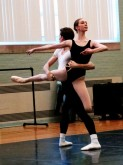 Partnering and Lifts - Boston Ballet Company