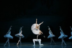 """""""Swan Lake Mariinsky Live""""  Presented by NCM Fathom Events, Omniverse Vision, Cameron 