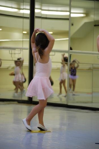 Help Preschool Dancers Move Safely In The Studio