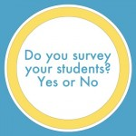 Do You Survey Your Students at the Start?