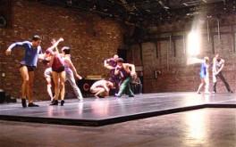 Cedar Lake Ballet in rehearsal for The Copier. Photo by David Poe.