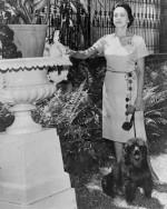 IMAGE: Tatiana Semenova, Artistic Director, Houston Foundation for Ballet (later Houston Ballet Foundation) 1955-66, picture ca. 1962.