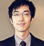 Dance educator, Todd Chen