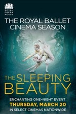 See The Sleeping Beauty (The Royal Ballet) March 20 in cinemas