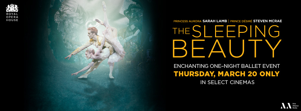 Royal Ballet's The Sleeping Beauty in cinema: March 20