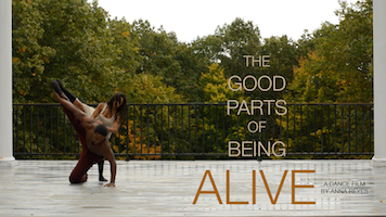 The Good Parts of Being Alive