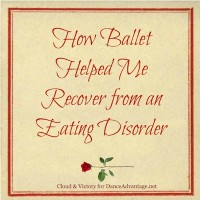 How Ballet Helped Me Recover from an Eating Disorder