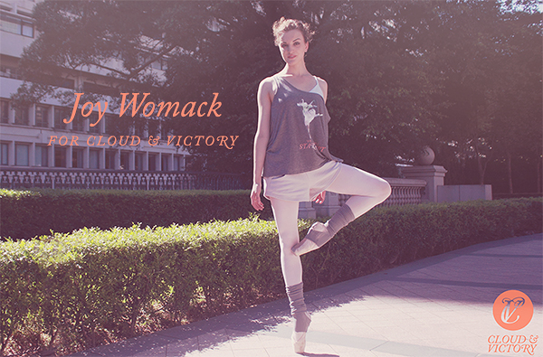 Joy Womack for Cloud & Victory