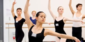 Ballet Competitions On the Go