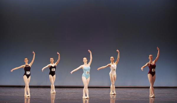 Genée International Ballet Competition