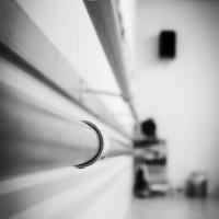 ballet barre perspective