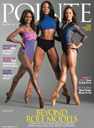 June/July 2014 Pointe Magazine