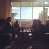 dance blogger meet-up at NDEO