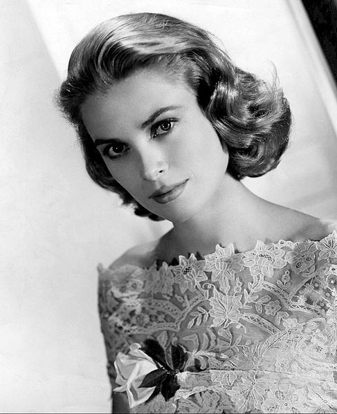Headshot of Grace Kelly