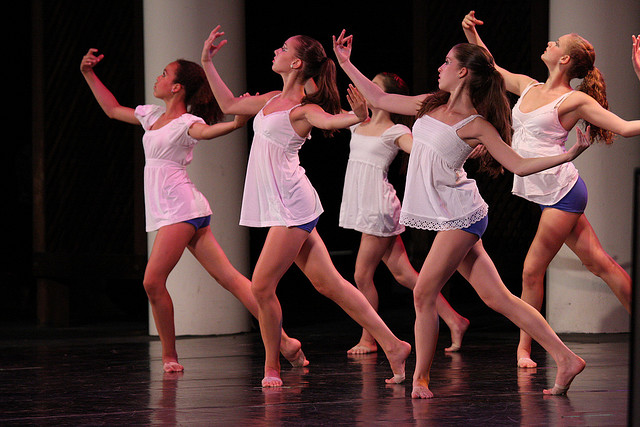 When Challenging Advanced Dancers Presents Challenges