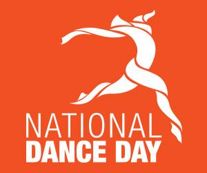 National Dance Day logo