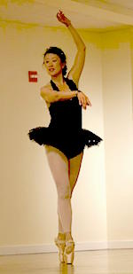 Corina Chan - Adult dancer