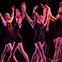 Lehrer Dance Company performing in Vladivostok 2013
