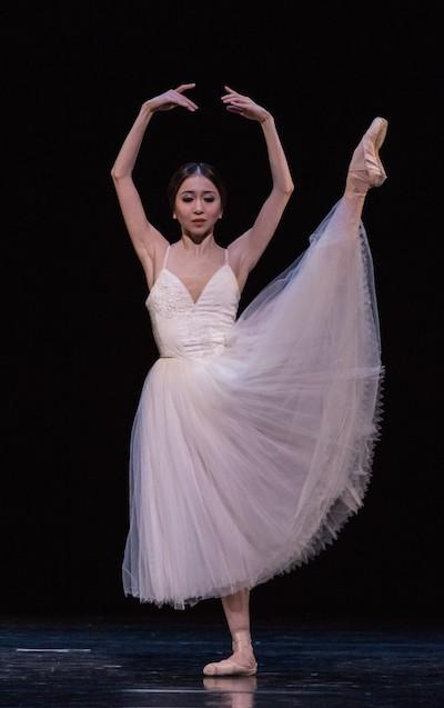 Yuriko Kajiya - Houston Ballet - Amitava Sarkar