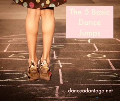 The 5 Basic Dance Jumps