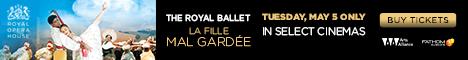 Royal Ballet La Fille Mal Gardee