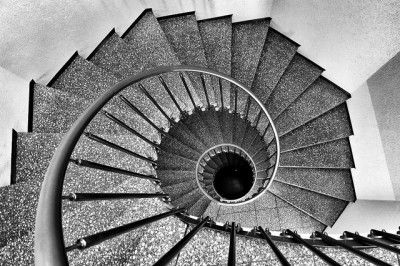 """spiral"" by Martin Fisch is licensed CC BY SA 2.0"
