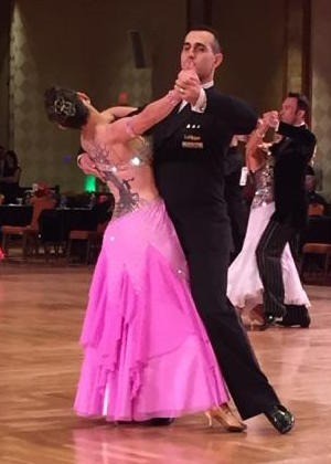 Ballroom Dance - The Girl With The Tree Tattoo