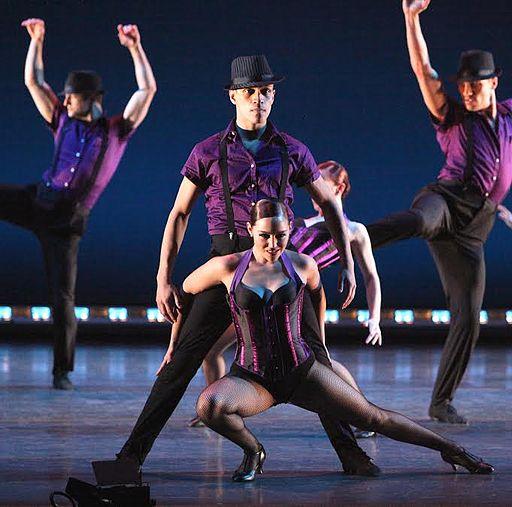 Giordano Dance Chicago in Feelin' Good