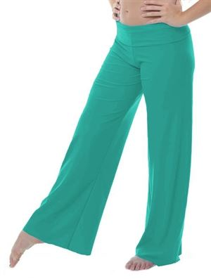 High Waisted Palazzo Pants