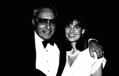 Gus and daughter Amy Giordano
