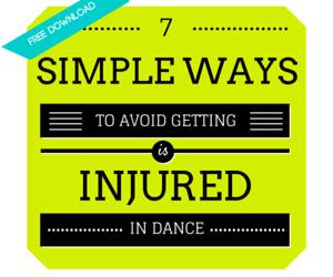 Avoiding Dance Injury-FREE