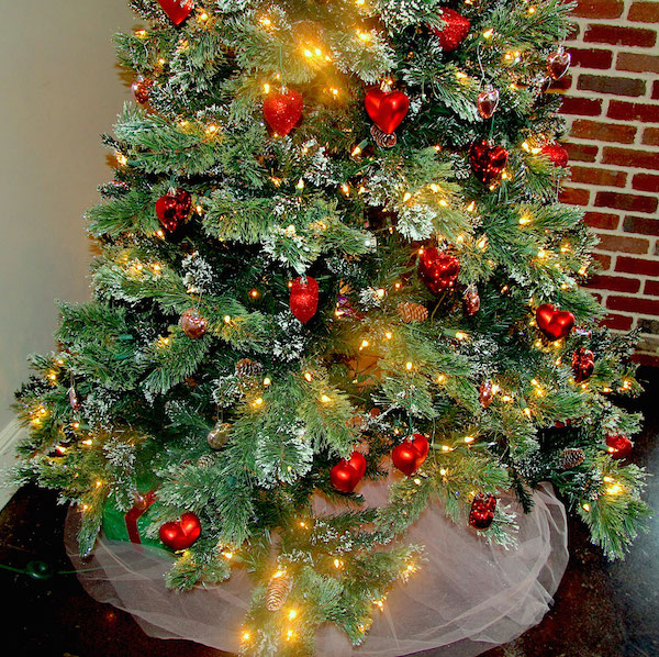 Dance from the heart - Christmas Tree
