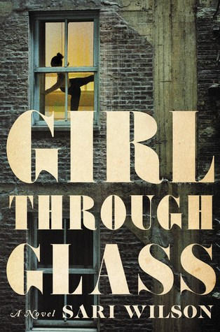 Girl Through Glass book cover