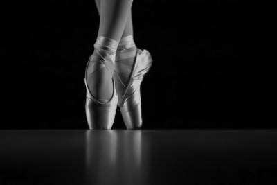Kryziz Bonny bw pointe shoes