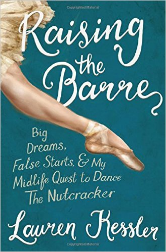 Raising the Barre, Kessler cover