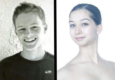 Noah Miller and Divya Rea