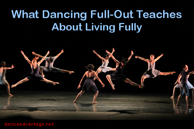 3 Life Lessons My Students Learn In Dance Class