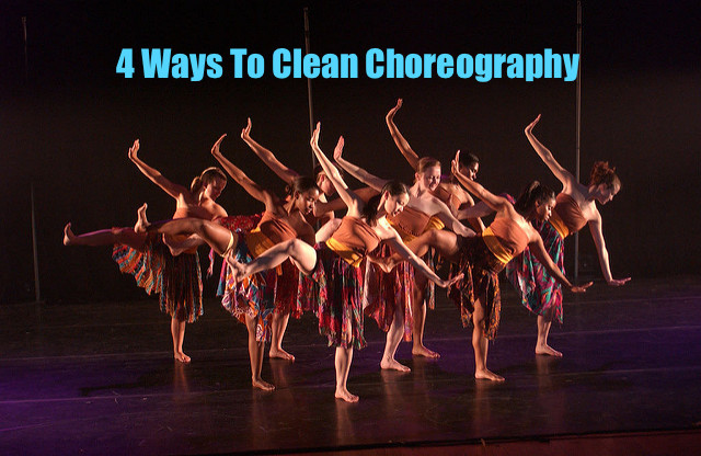 Cleaning Dances 101