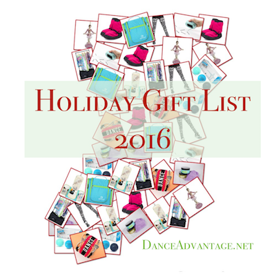 10 Holiday Gifts for Dancers