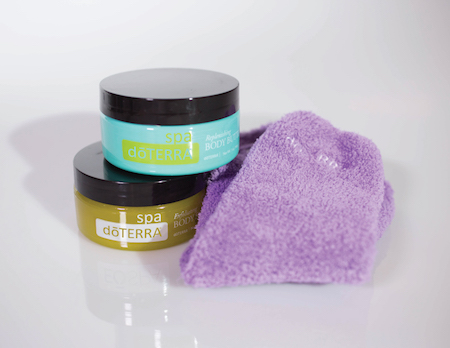 Doterra Feet Pampering Kit