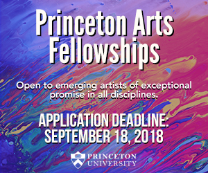 Princeton Arts Fellowships