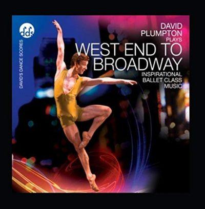 David Plumpton Ballet Class Music