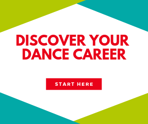 Discover your dance career: Start here.