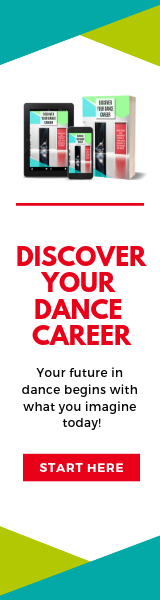 Discover your dance career. Start here.