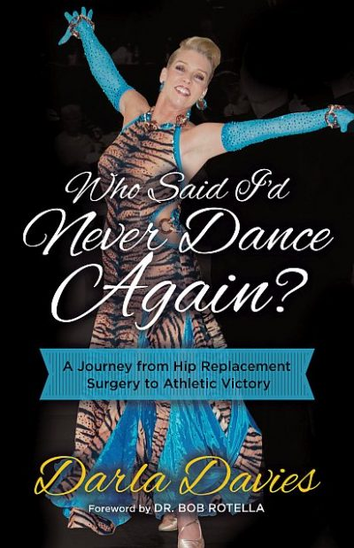 Darla Davies' journey to ballroom dance champion after hip replacement surgery