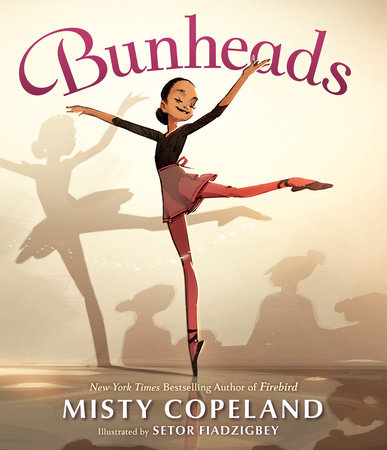 "The Magic of Misty in ""Bunheads"""
